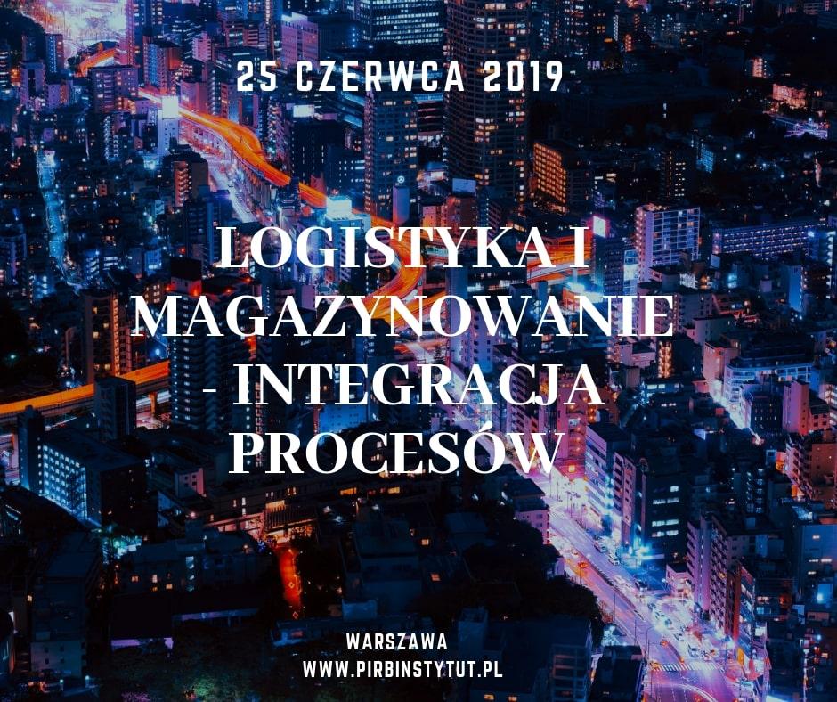 Logistyka i magazynowane – integracja procesów