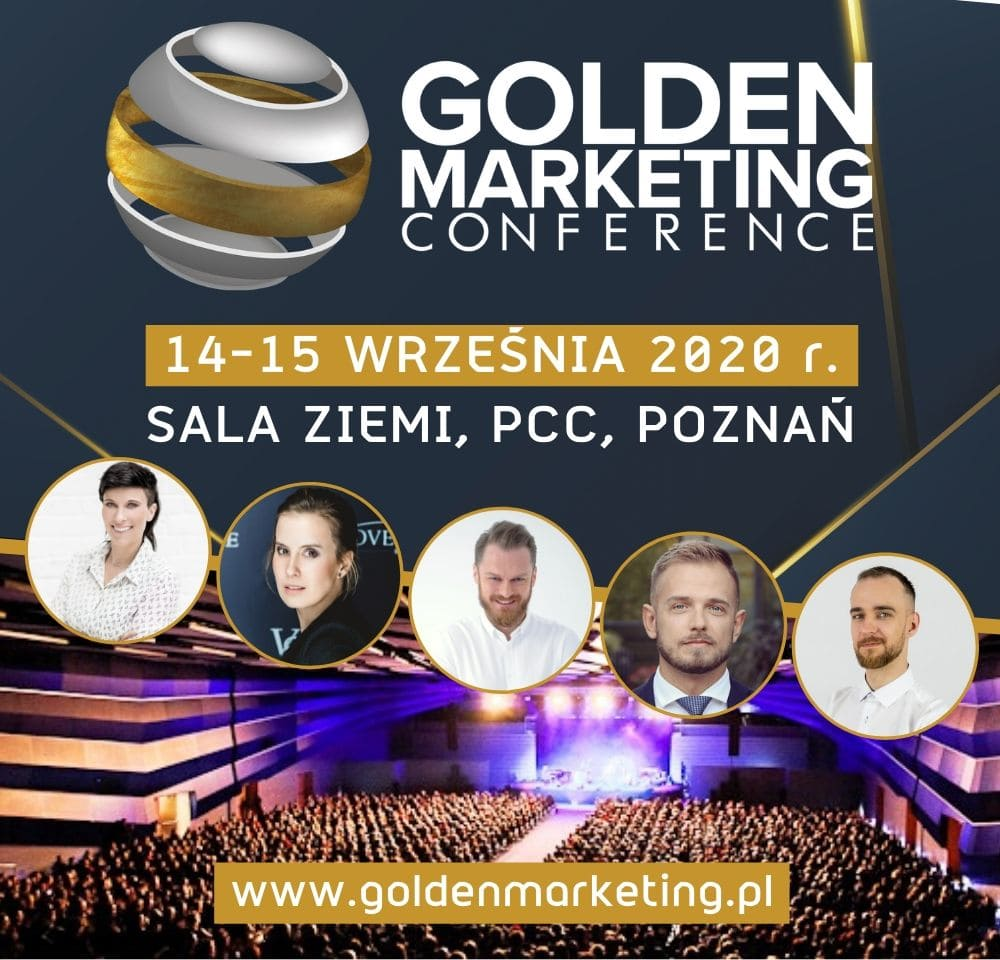 Golden Marketing Conference 2020 z Jurkiem Owsiakiem