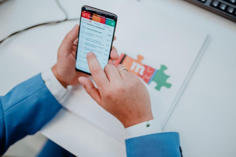 aplikacja mobilna mbanku