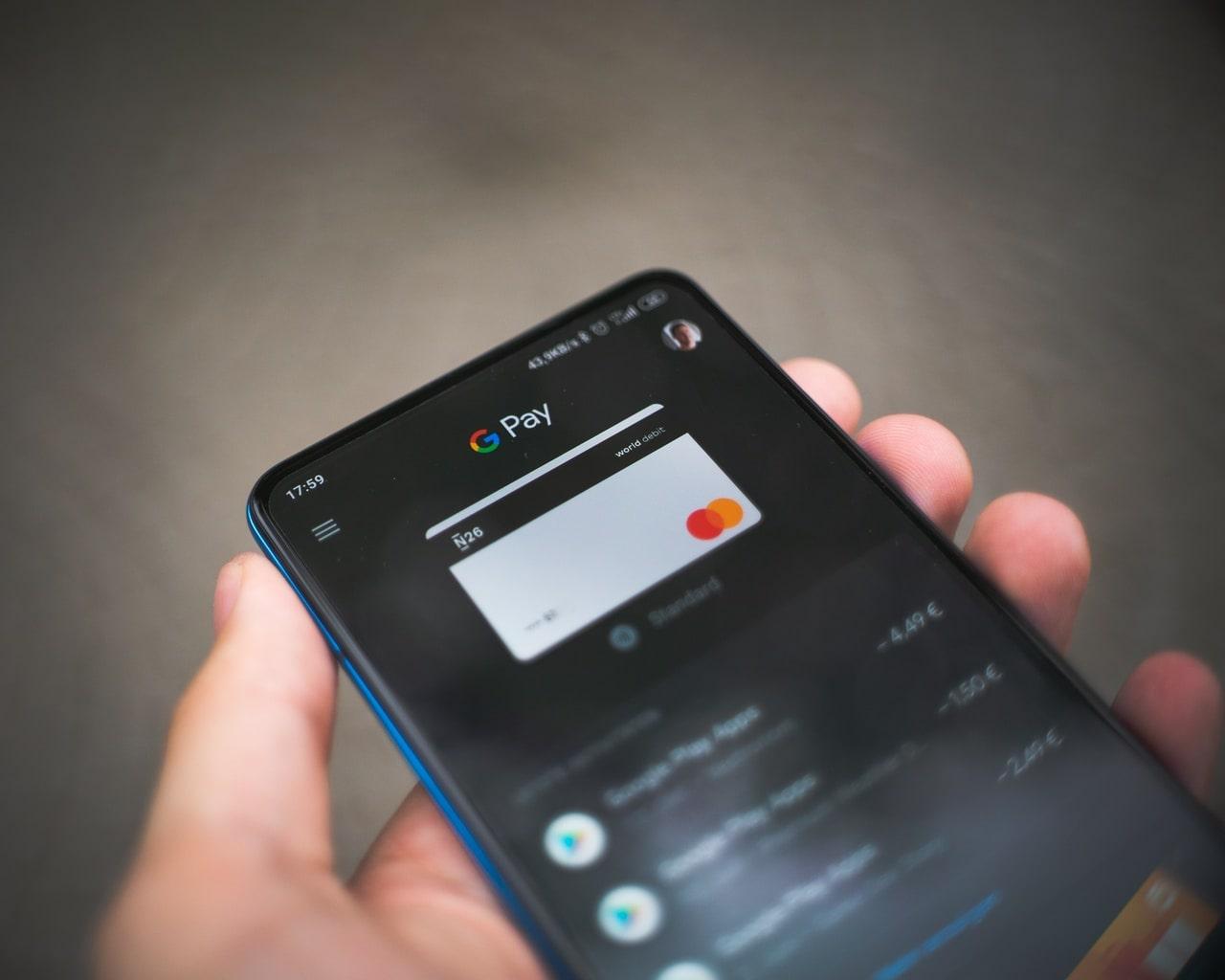 Google Pay, bezgotówkowy sposób opłaty w internecie