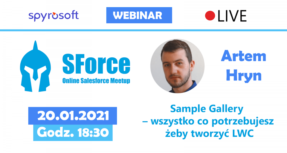 SForce – Online Salesforce Meetup