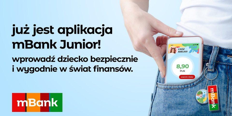 aplikacja mbank junior