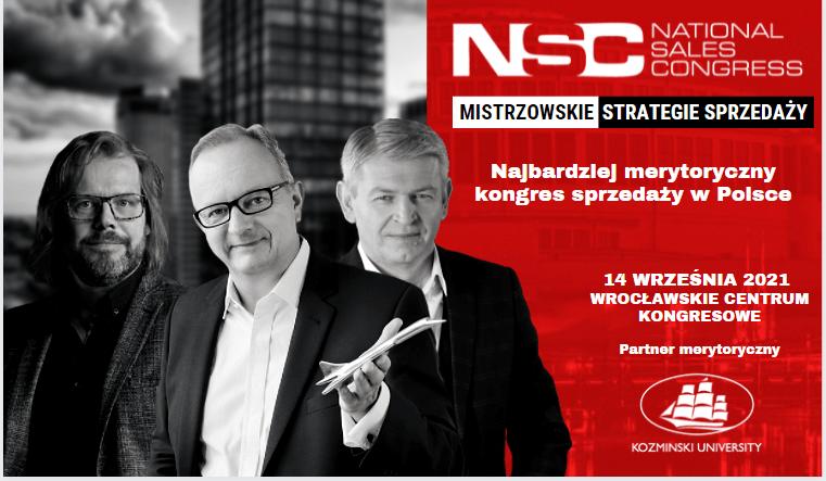 National Sales Congress wrocław