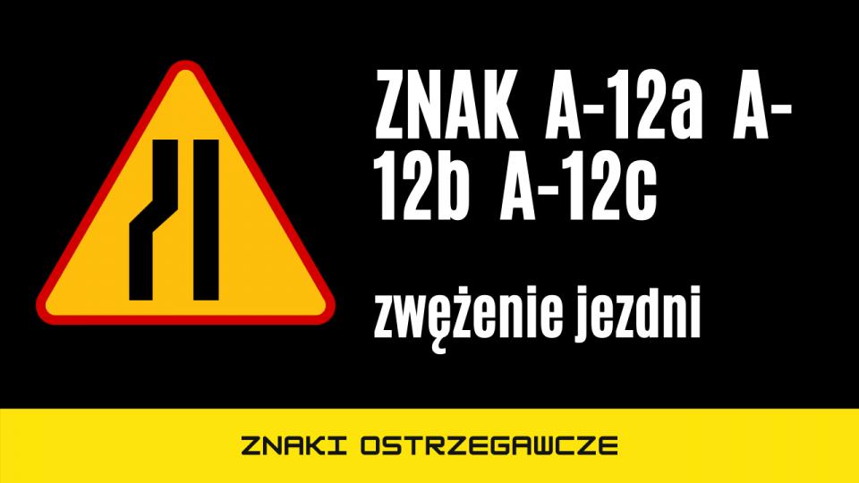 Znak a12a