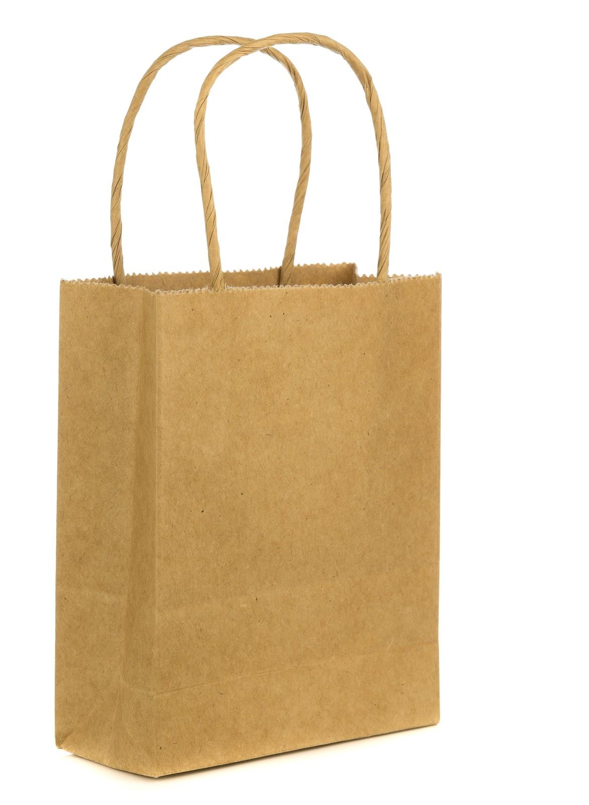 papierowa torba ekologiczna