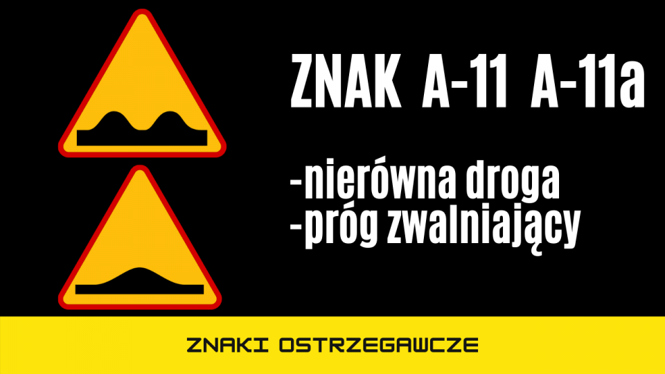 znak a11 a11a