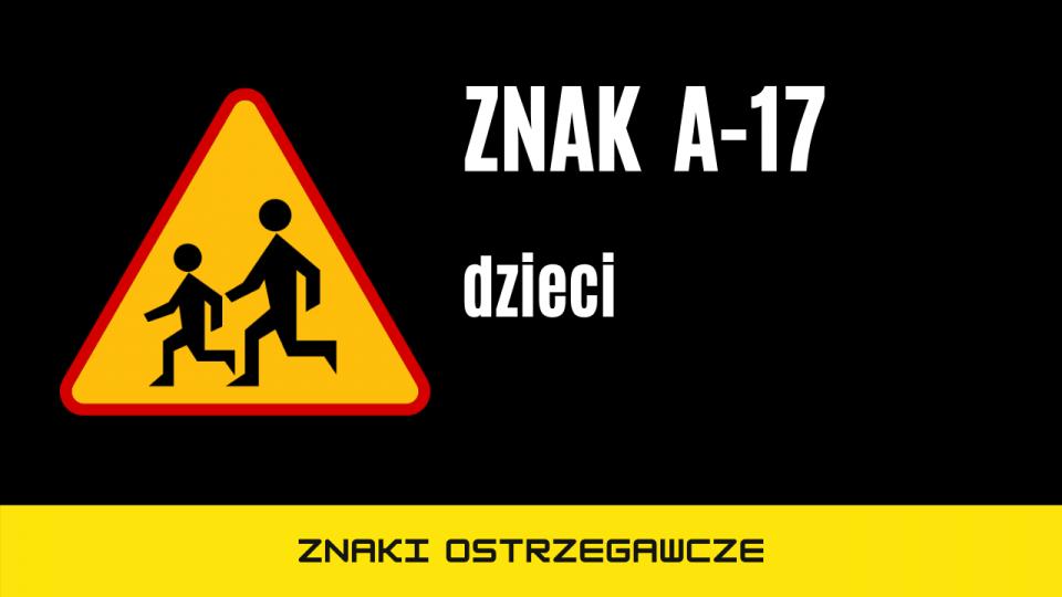 znak a17