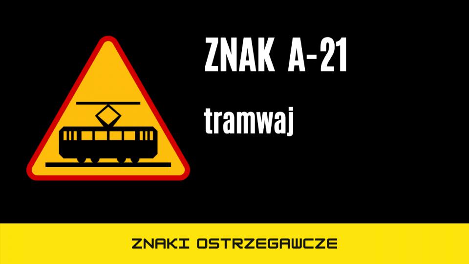 znak a21