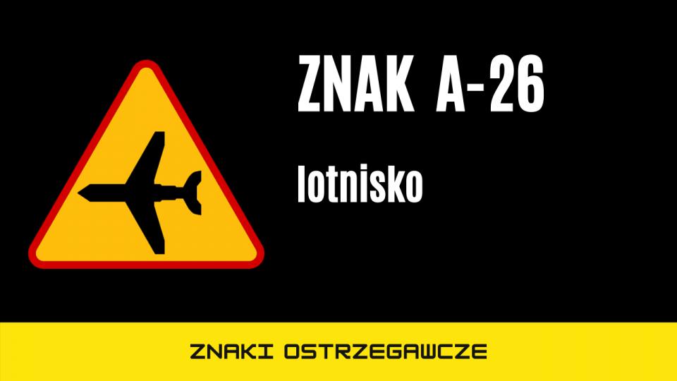 znak a26