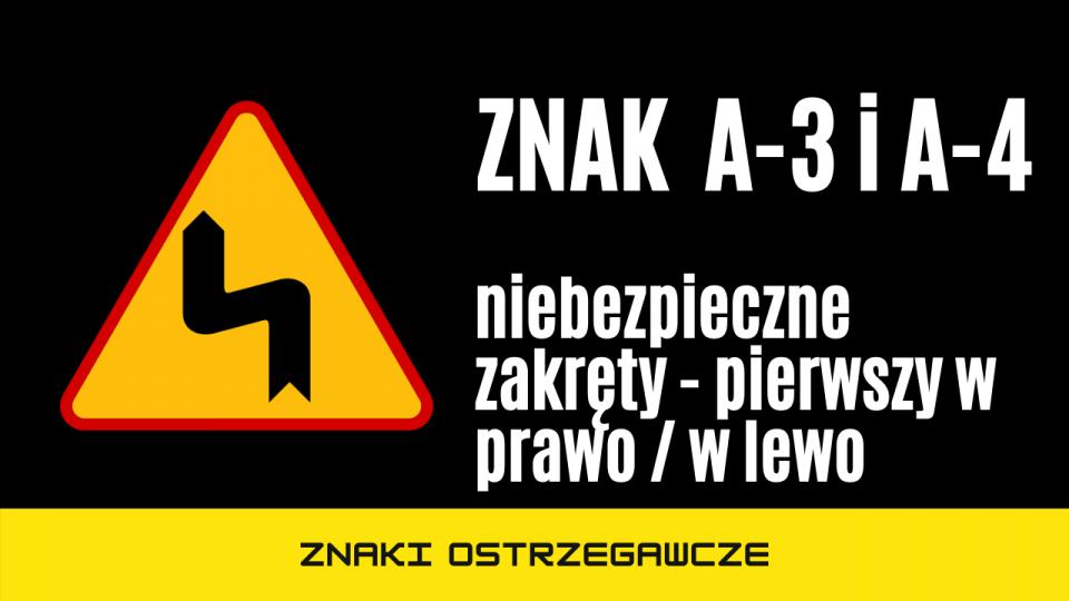 znak a3 a4