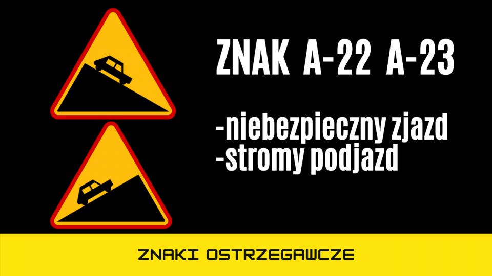 znak a22 a23