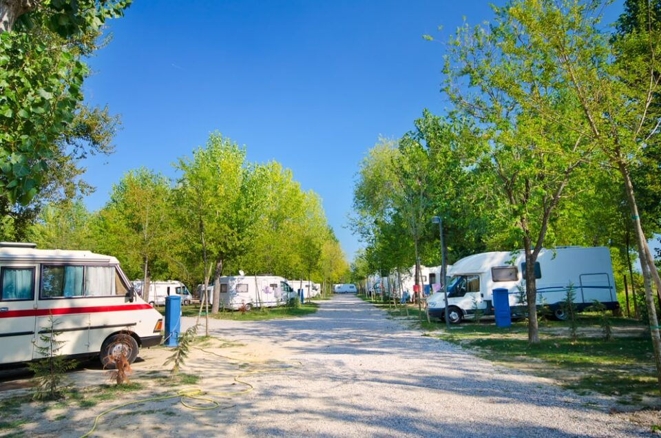 Camping jako pomysł na biznes