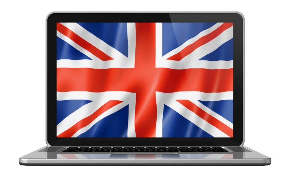 internet w Anglii